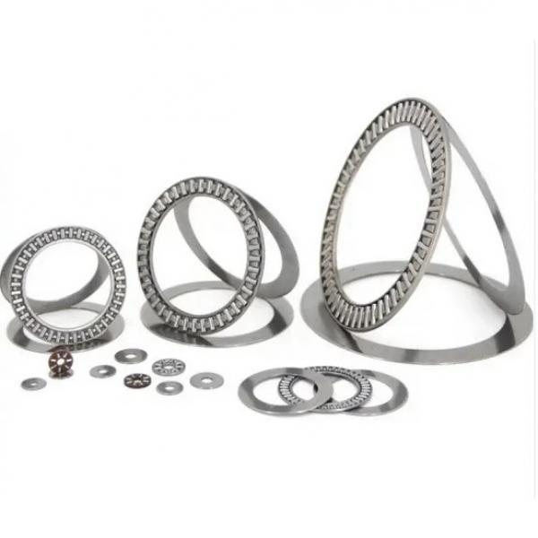 3.74 Inch | 95 Millimeter x 7.874 Inch | 200 Millimeter x 2.638 Inch | 67 Millimeter  TIMKEN NJ2319EMAC3  Cylindrical Roller Bearings #3 image